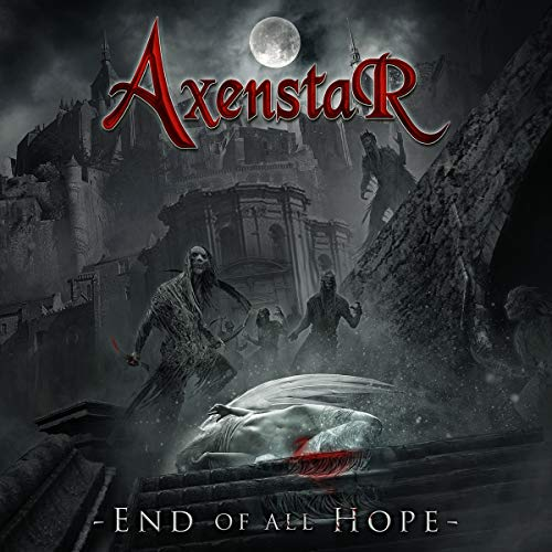 Vinilo : AXENSTAR - End Of All Hope