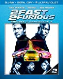 2 Fast 2 Furious [Blu-ray  + Digital Copy + UltraViolet] (Bilingual)