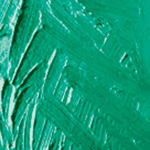 Grumbacher pré-testé-oelfarbe clair vert permanent 37 ml