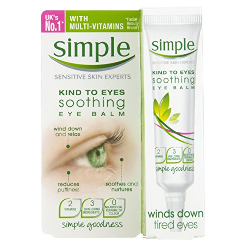Simple Kind To Eyes Soothing Eye Balm 15 ml