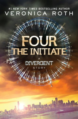 Today's the day to complete your Divergent library with the Four stories, including Four: The Initiate: A Divergent Story By Veronica Roth