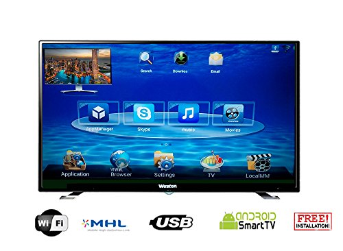 Weston WEL-5100 122CM 48 inch Full HD SMART LED TV