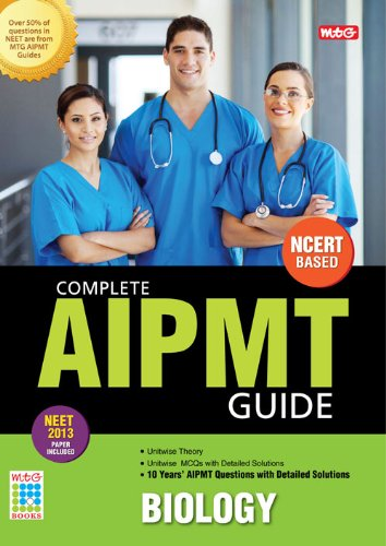 Complete AIPMT NEET Guide: Biology