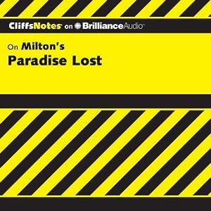 Paradise Lost: CliffsNotes | [Bob Linn, Ph.D.]