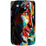 For Samsung Galaxy S3 I9300 :: Samsung I9305 Galaxy S III :: Samsung Galaxy S III LTE Colored Girl ( Colored Girl, Girl, Nice Girl, Cute Girl ) Printed Designer Back Case Cover By FashionCops