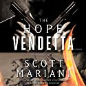 The Hope Vendetta: A Novel (       UNABRIDGED) by Scott Mariani Narrated by James Langton