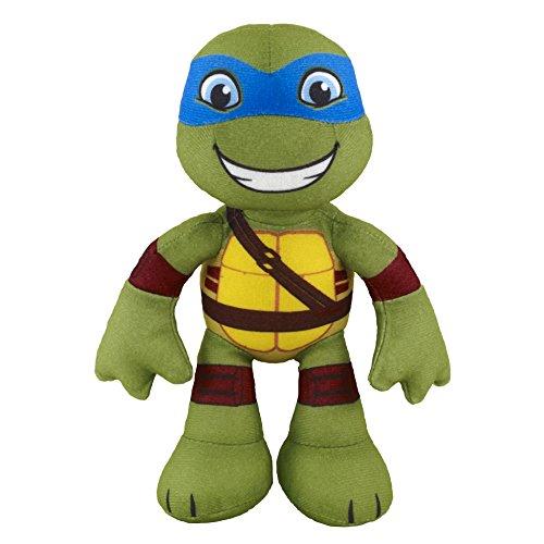 Nickelodeon Teenage Mutant Ninja Turtles, Pre-Cool, Half Shell Heroes, Leonardo Plush, 8 Inches - 1