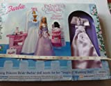 Barbie Princess Bride Bridal Boutique Play set By Mattel in 2000 - There is no Doll Or Wedding Dress - The box is in poor condition