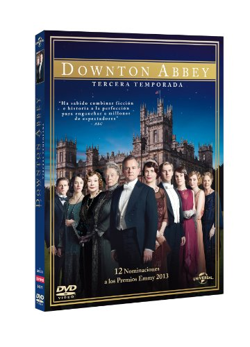 Downton Abbey - Temporada 3 [DVD]