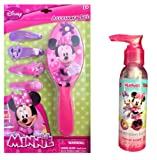 Minnie Mouse Accessory Set with Minnie Watermelon Burst Hand Soap