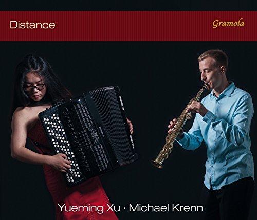 Distance - Musica Per Sax Soprano E Acco