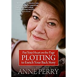 Put Your Heart On The Page: Plotting To Enrich Your Back Story