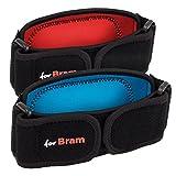Forbram (2-Pack) Tennis Elbow Brace, Golfers Elbow Brace, Tendonitis Elbow Brace, Elbow Pain