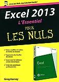 echange, troc Greg HARVEY - Excel 2013 L'Essentiel Pour les Nuls
