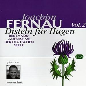 Disteln für Hagen. Vol. 2 Hörbuch