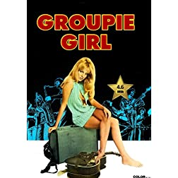 Groupie Girl (I Am Groupie) [VHS Retro Style] 1970