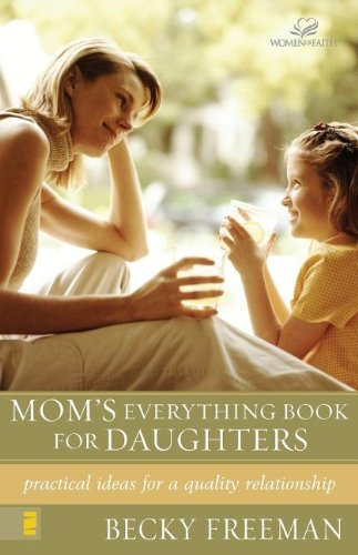 Mom'S Everything Book For Daughters front-975702