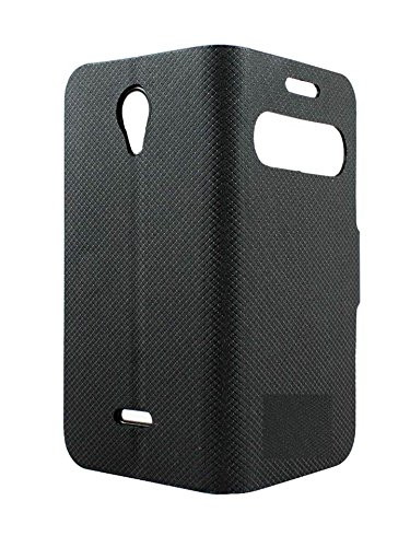 Exclusive Flip Case Cover For Panasonic P55 P 55 - Black