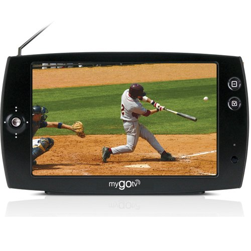 Innovative DTV Solutions DPT170D+ 7-Inch Portable Digital TV