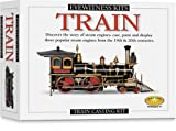 Skullduggery Eyewitness Kit Train Casting Kit