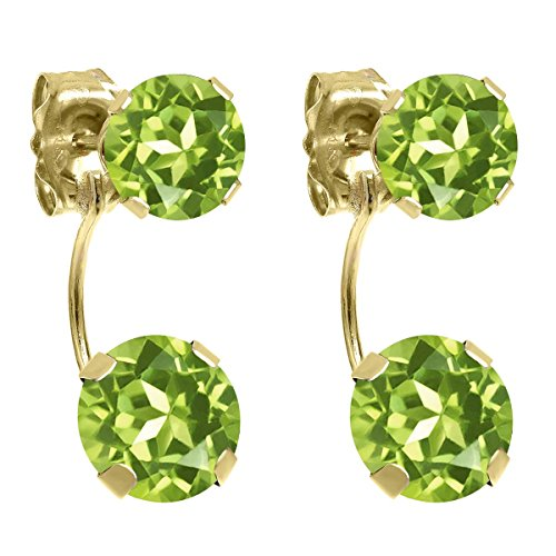 peridot jewelry sets