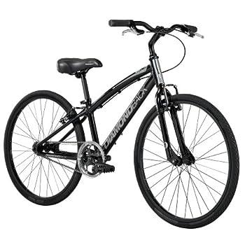 f46d5797b161 Diamondback Bicycles 2014 Insight Single Speed Performance Youth Hybrid Bike  (24-Inch Wheels) One Size Black