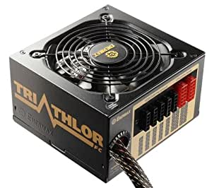 Enermax Triathlor FC 550W Modulaire 80 PLUS Bronze Alimentation 550 W