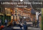 Landscapes and Street Scenes Painting...