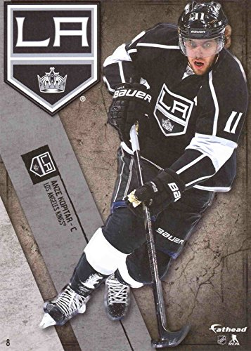 NHL 2015 ANZE KOPITAR Los Angeles Kings Fathead Tradeable Hockey