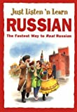 img - for Just Listen 'N Learn Russian by Halya Coynash (1996-04-03) book / textbook / text book