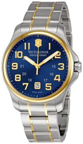 Victorinox Swiss Army Men's 241363 Officers Gent Watch