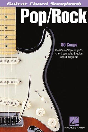 Pop/Rock (Guitar Chord Songbooks)