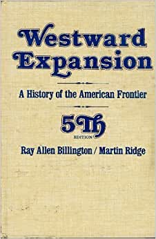 a history of the american westward expansion Manifest destiny and westward expansion native american history: john smith and the powhatan  manifest destiny and westward expansion lesson plan (american .