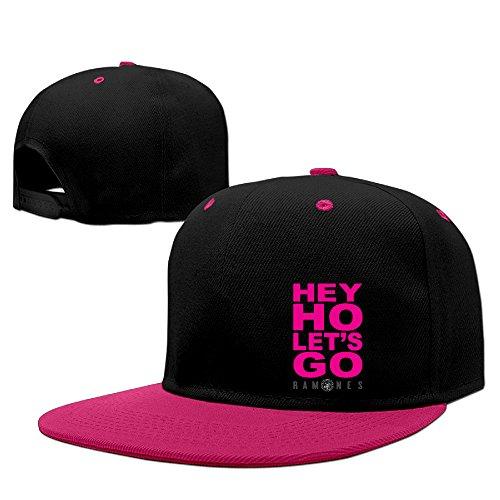 teenmax-cappellino-da-baseball-uomo-pink-taglia-unica