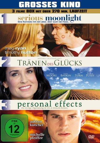 Großes Kino - Personal Effects / Serious Moonlight / Tränen des Glücks