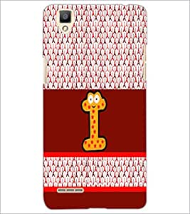 PrintDhaba GRANDbet I D-3388 Back Case Cover for OPPO F1 (Multi-Coloured)