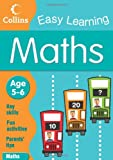 Collins Easy Learning Maths: Age 5-6 (Collins Easy Learning Age 5-7)