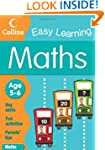 Maths: Age 5-6 (Collins Easy Learning...