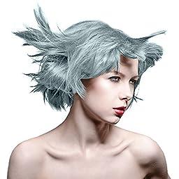 Manic Panic Classic Formula Semi Permanent Hair Color Cream, Blue Steel