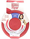 KONG Flyer Dog Toy, Large, Red