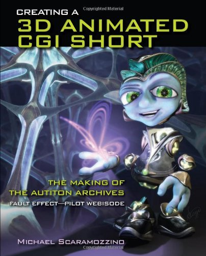 Creating a 3D Animated CGI Short: The Making of the Autiton Archives Fault Effect - Pilot Webisode