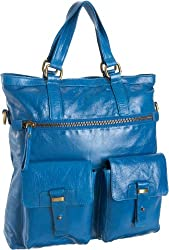 Latico Mimi Top Zip Tote