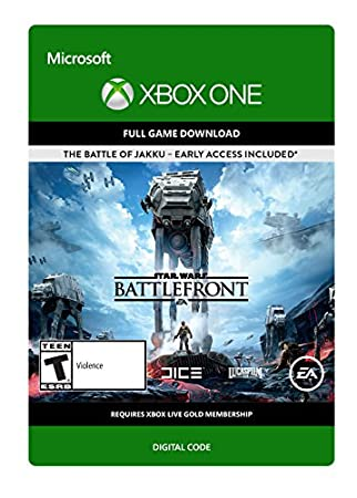 Star Wars: Battlefront - Standard Edition - Xbox One [Download Code]