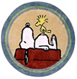 Lambs & Ivy Vintage Snoopy Rug