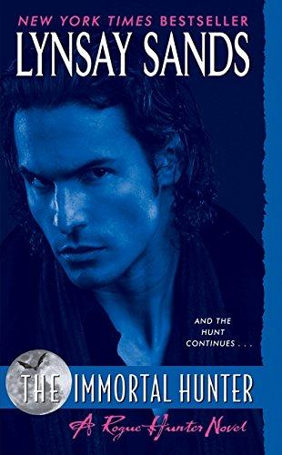 Image of The Immortal Hunter: A Rogue Hunter Novel (Argeneau Vampire)