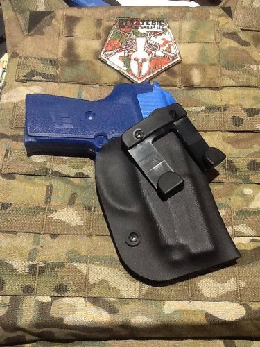 STG Custom Kydex - FLEA (Right Handed)
