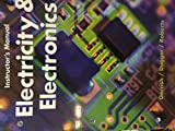 img - for Electricity & Electronics Instructor's Manual book / textbook / text book