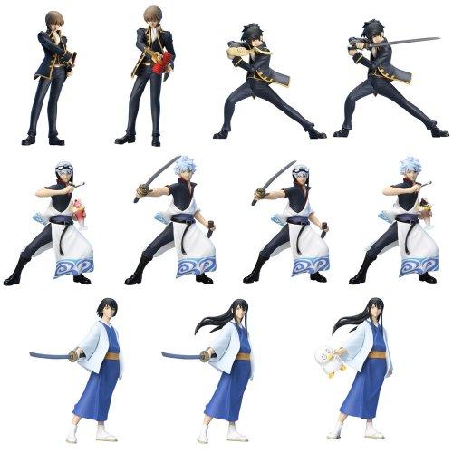 銀魂キャラクターズ (BOX)
