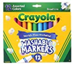 Crayola Count of 12 Washable Markers...