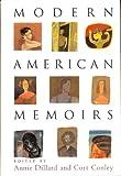 Modern American Memoirs (0060170409) by Dillard, Annie